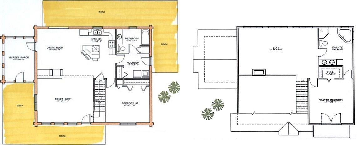 River Stone Floor Plan