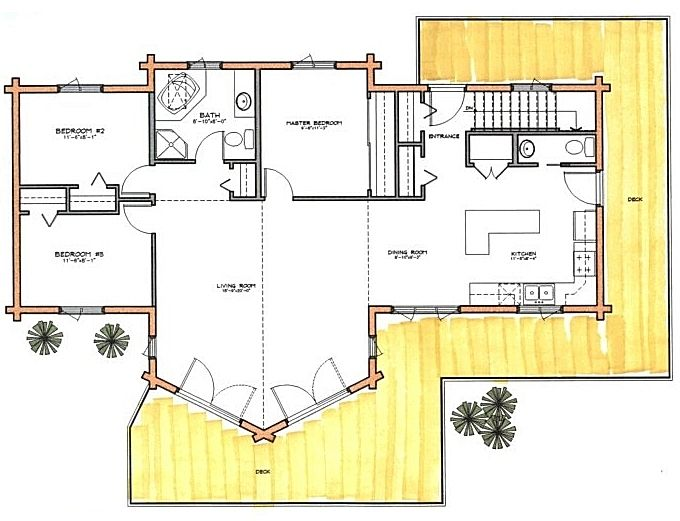 Noranda Floor Plan