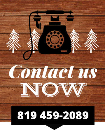Outaouais Log Homes Call us now